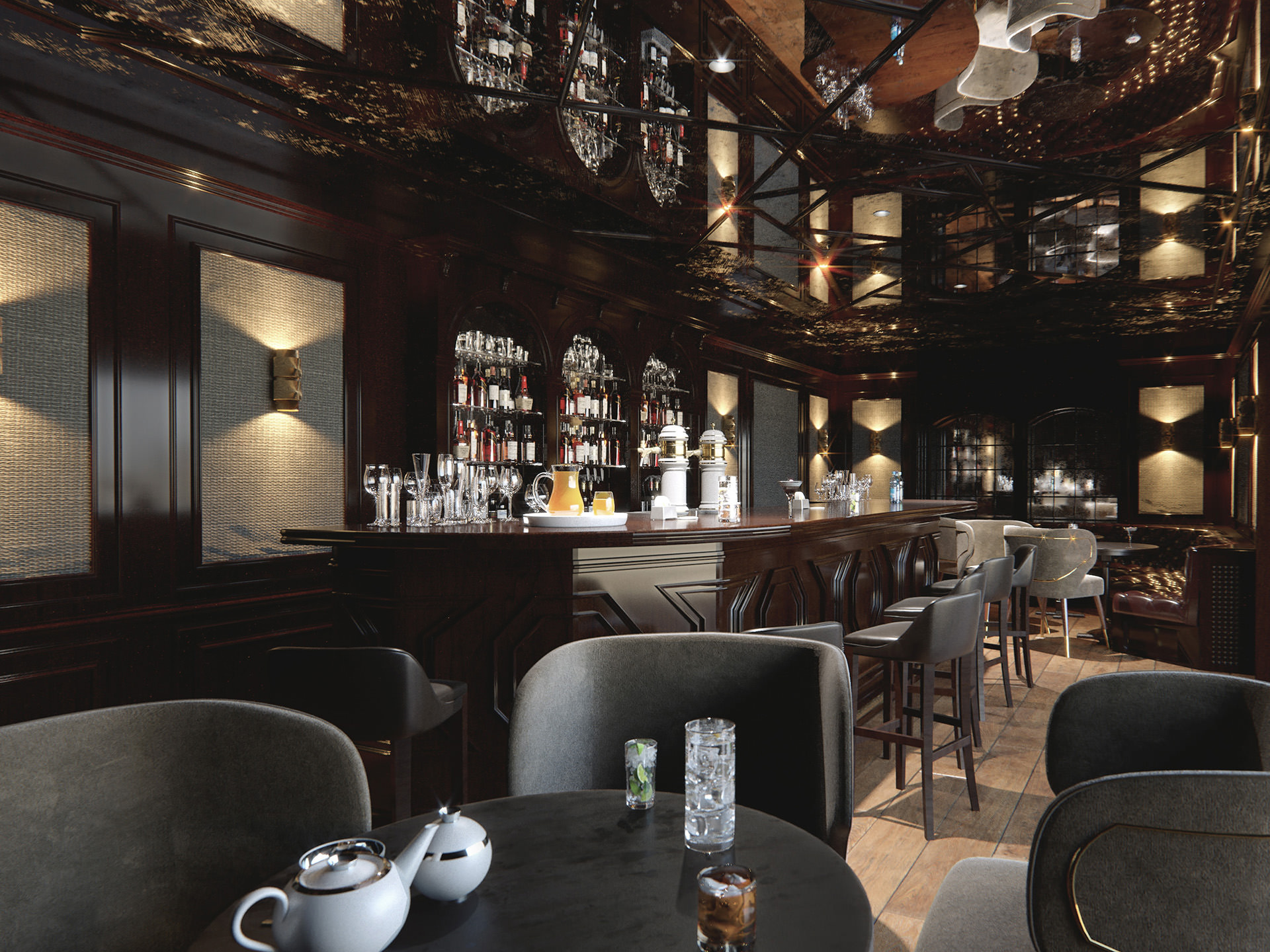 3D-interior-visualization-Mont-Cervin-bar