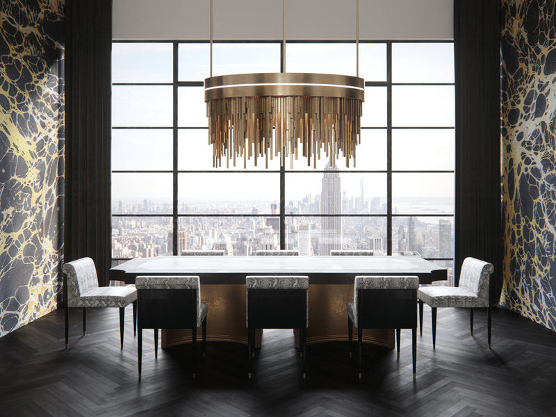 Photorealistic interior and furniture 3D rendering by project manager Katerina Suprun in United Arab Emirates