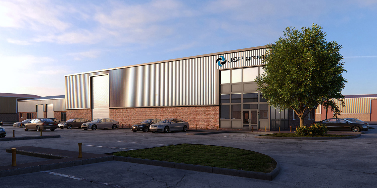 3D-exterior-visualization-multifunctional-industrial-building-Chester-03