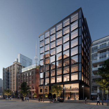Architectural Visualization of Lorne Building in Toronto